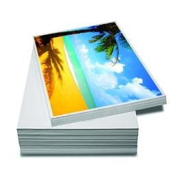 Papel Fotográfico Papel Matte 100x100cm 4x0 Brilho Sem acabamento