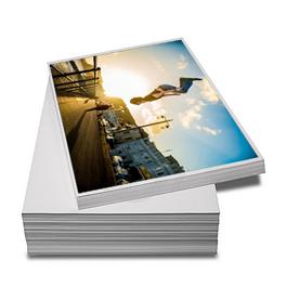 Papel Fotográfico Papel Matte 100x50cm 4x0 Brilho Sem acabamento